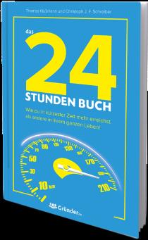 Kostenloses Buch: Das 24 Stunden Buch - Thomas Klußmann