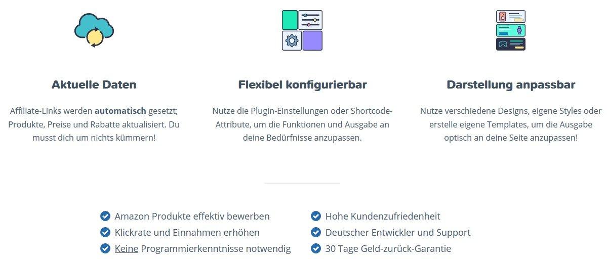 AAWP: Funktionen / Highlights im Überblick