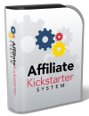 Affiliate-Kickstarter-Systen: Affiliate-Marketing lernen und Geld verdienen