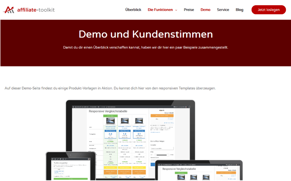 Affiliate-Toolkit - Die besten Amazon Affiliate-Plugins