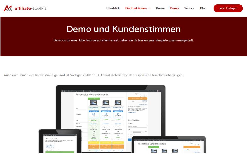 Affiliate-Toolkit - Die besten Amazon Affiliate-Plugins