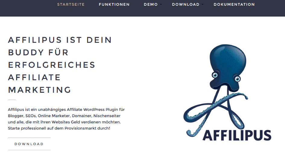 Affilipus - Die besten Amazon Affiliate-Plugins