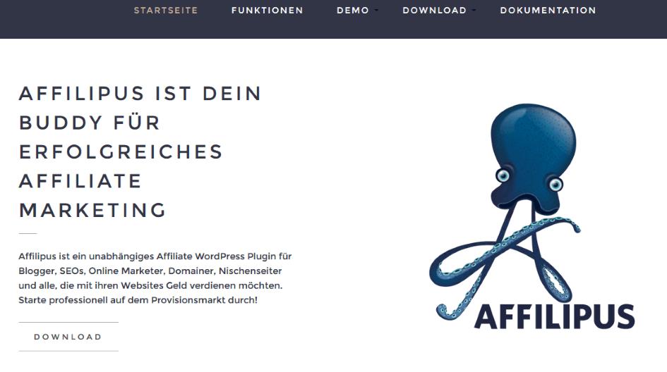 Affilipus - Die besten Amazon Affiliate-Plugins