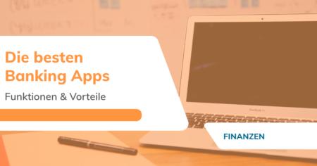 Die besten Banking Apps