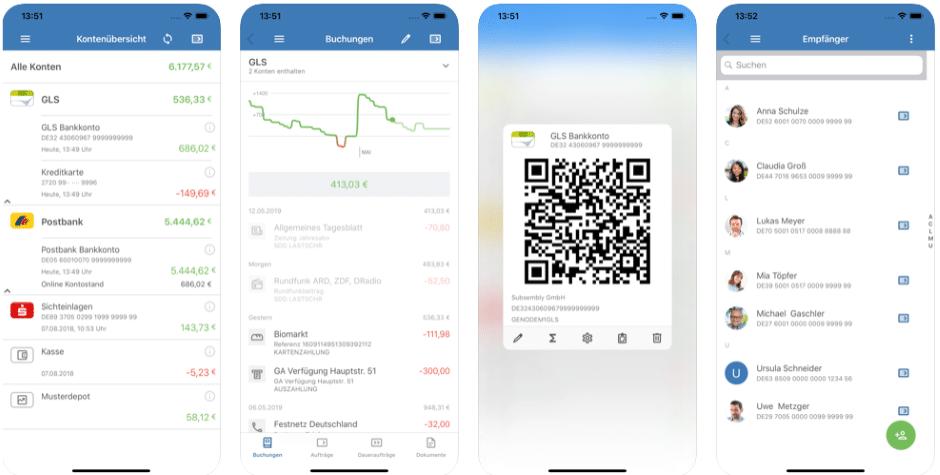 Banking4 - Banking App