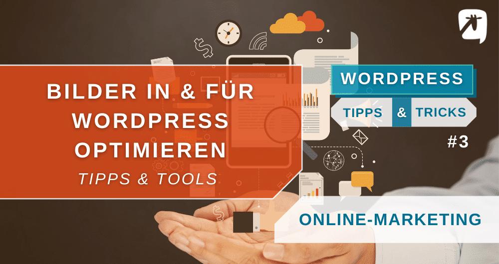Bilder optimieren WordPress