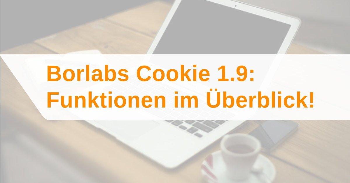 Borlabs Cookie 1.9
