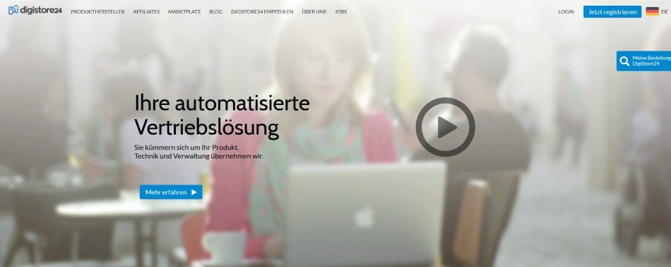 Affiliate-Marketing mit Digistore24