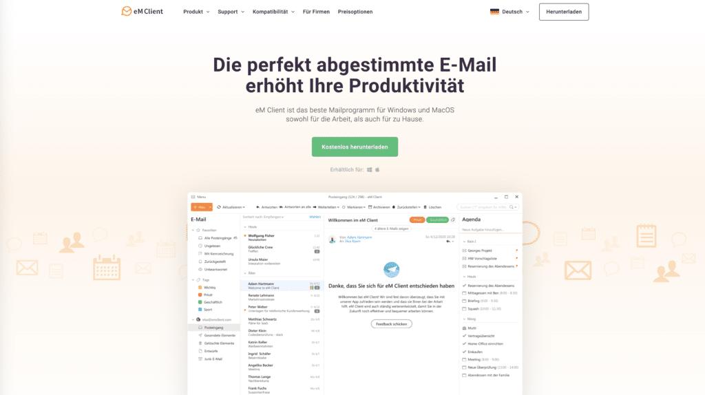 em-client-e-mail-programm