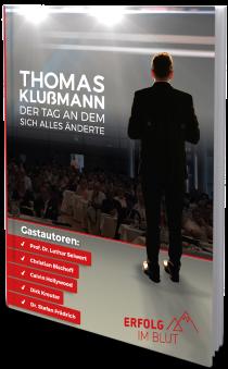 Kostenloses Buch: Erfolg im Blut - Thomas Klußmann
