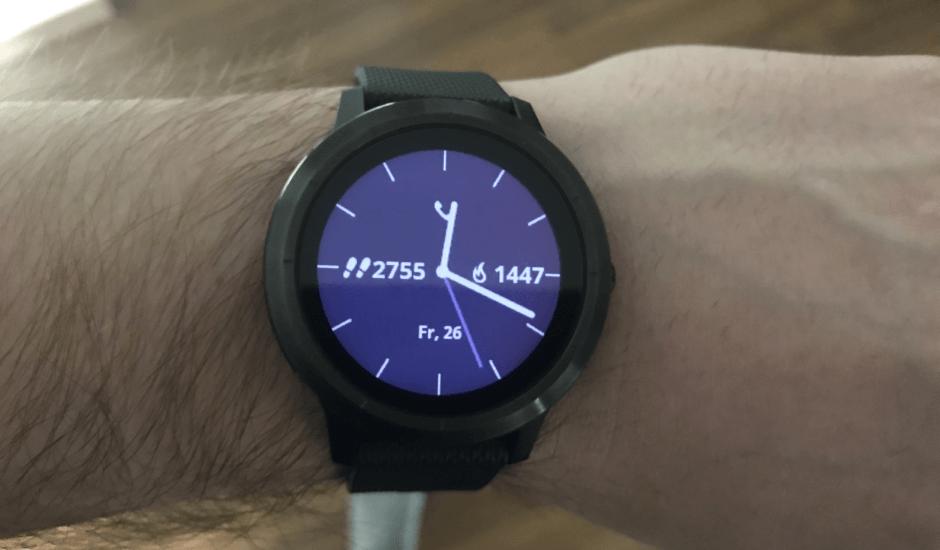 Garmin Smartwatch Vioactive 3 - Fitnesstracker
