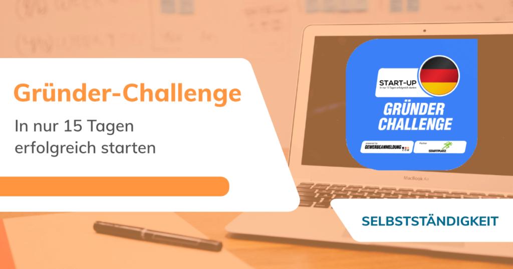 Gründer-Challenge 2019