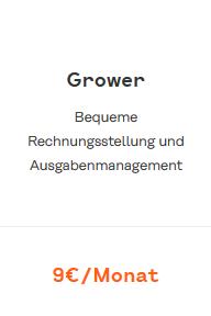 Holvi: Geschäftskonto GROWER