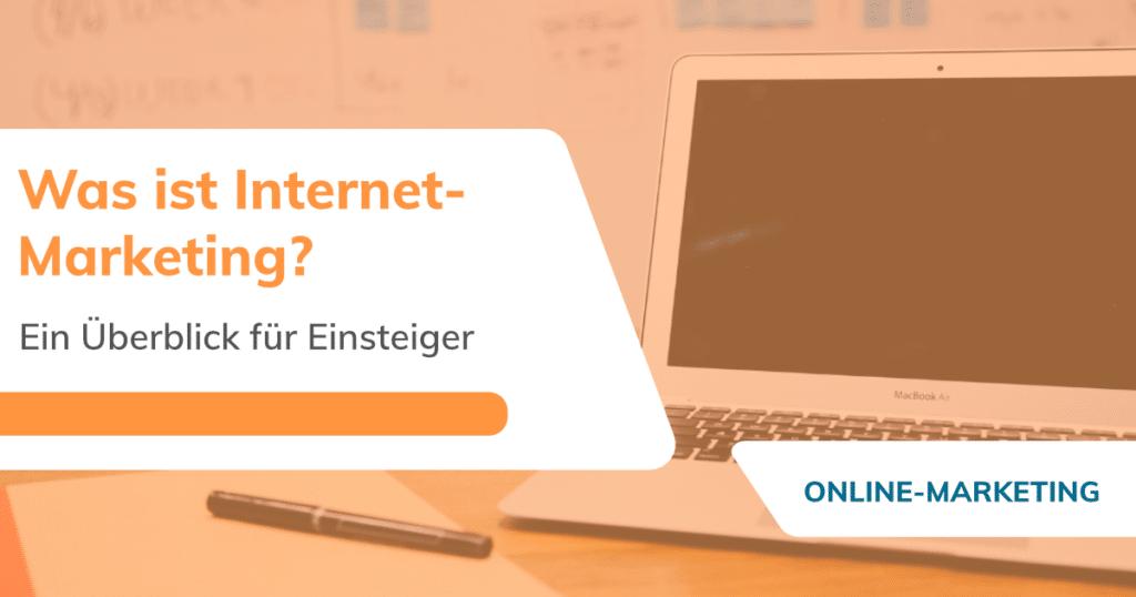 Internetmarketing für Einsteiger