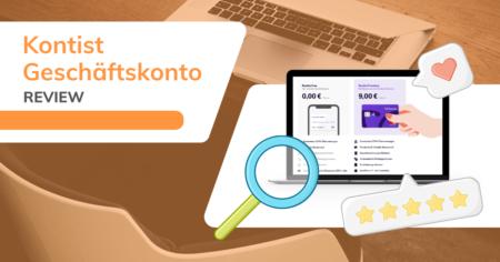 Kontist Geschäftskonten Free und Premium- Review