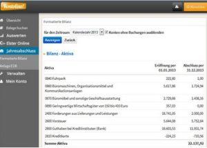 Kontolino! Online-Buchhaltungssoftware