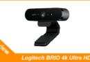 Logitech BRIO 4k Ultra HD Review