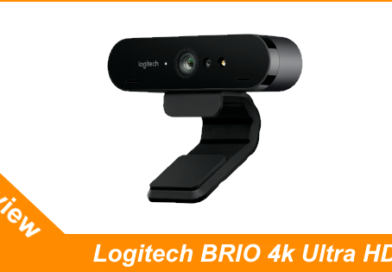 Logitech BRIO 4K Ultra HD – Webcam – Review