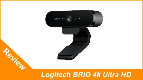 Logitech BRIO 4k Ultra HD Review