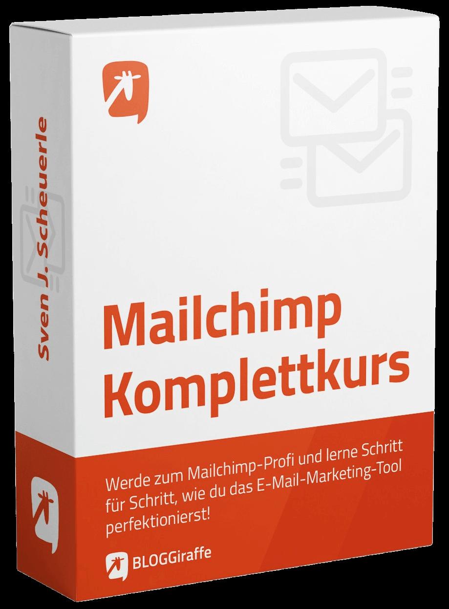 Mailchimp - Komplettkurs