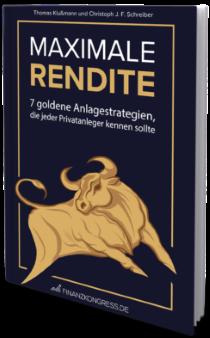 Kontenloses Buch: Maximale Rendite - Christoph J. F. Schreiber und Thomas Klußmann