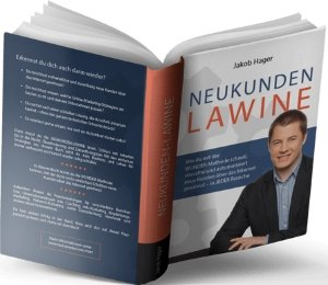 Kostenloses Buch: Neukundenlawine von Jakob Hager