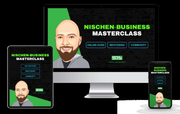 Nischen-Business MASTERLASS von Sven J. Scheuerle