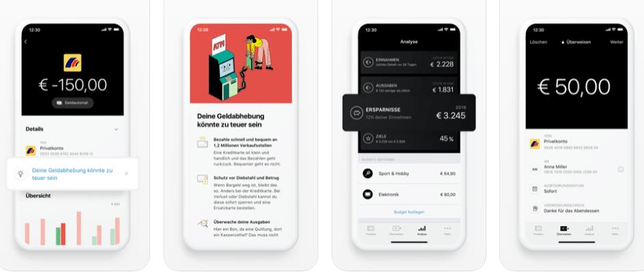 Numbrs - Banking App