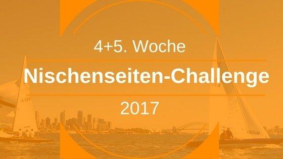 NSC 2017 - Optimierung & Vermarktung Teil 1