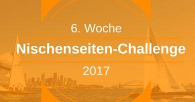 Nischenseiten-Challenge Optimierung & Vermarktung Teil 2
