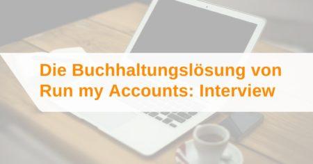 Run my Accounts: Interview mit dem CEO Herrn Weitmann