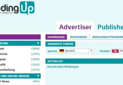 SeedingUp: Content vermarkten oder Inhalte erfolgreich verbreiten – Review