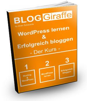 WordPress lernen und erfolgreich bloggen