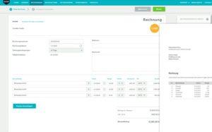 Zervant Online-Buchhaltungssoftware